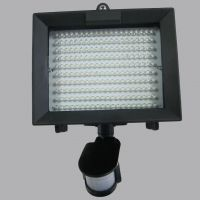 Motion sensor 12W LED floodlight
