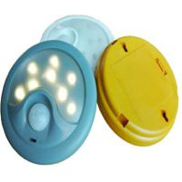 PIR motion sensor LED night light