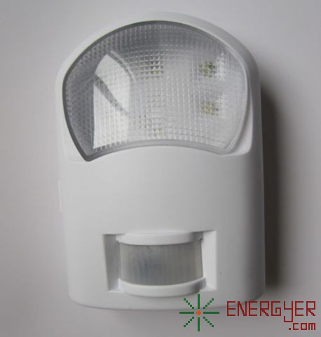motion sensor night light led